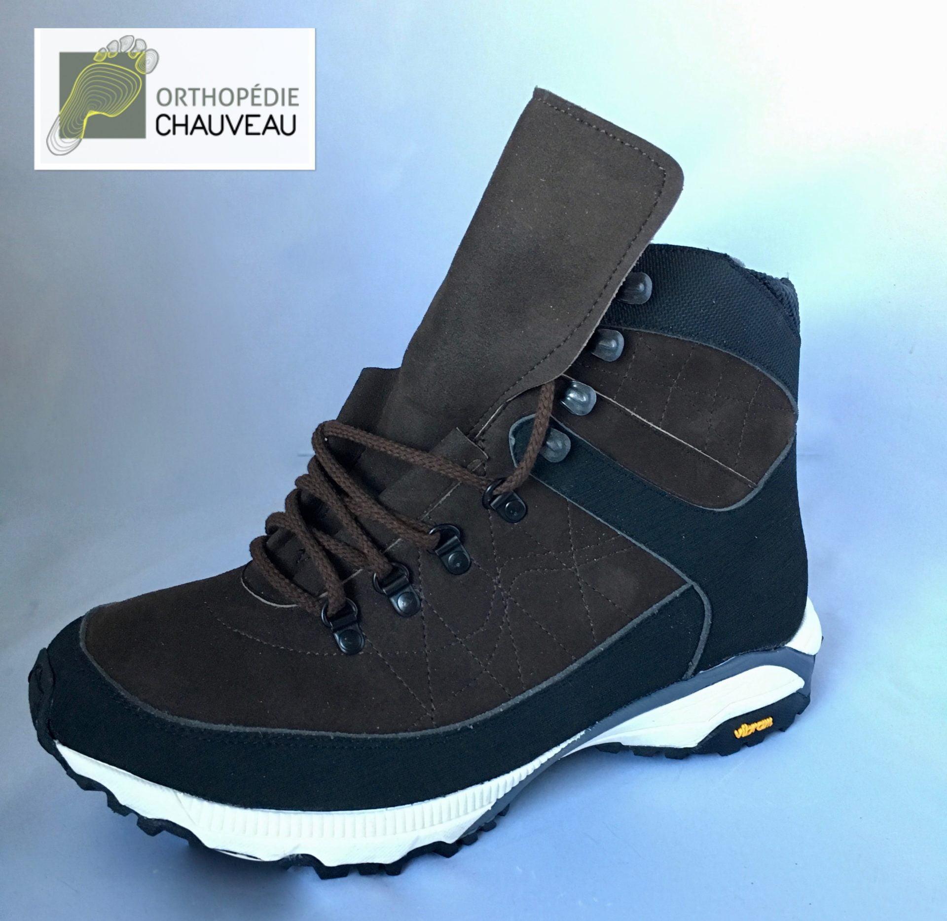 chaussures orthopédiques de marche rennes
