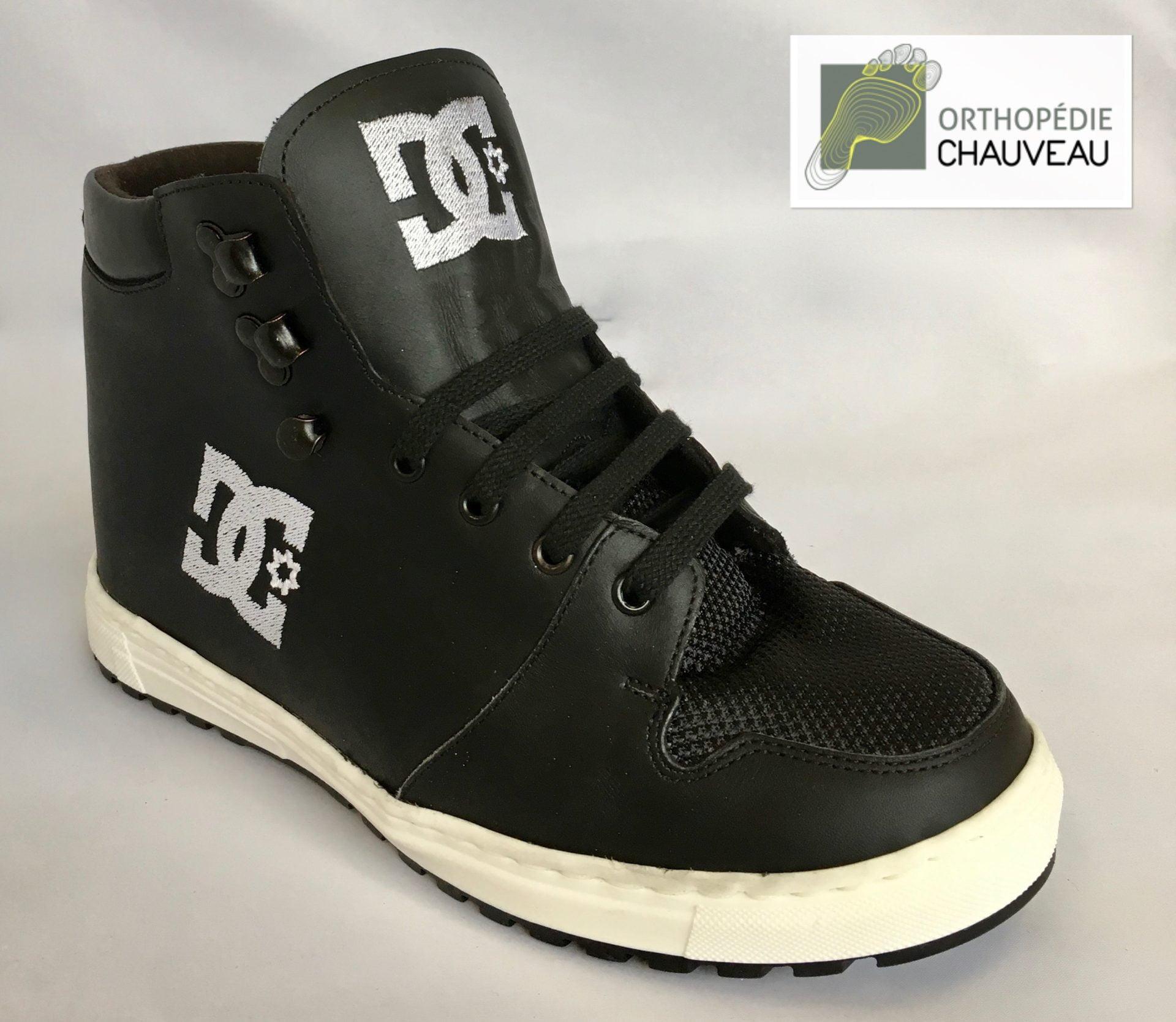 chaussures orthopédiques rennes DC shoes