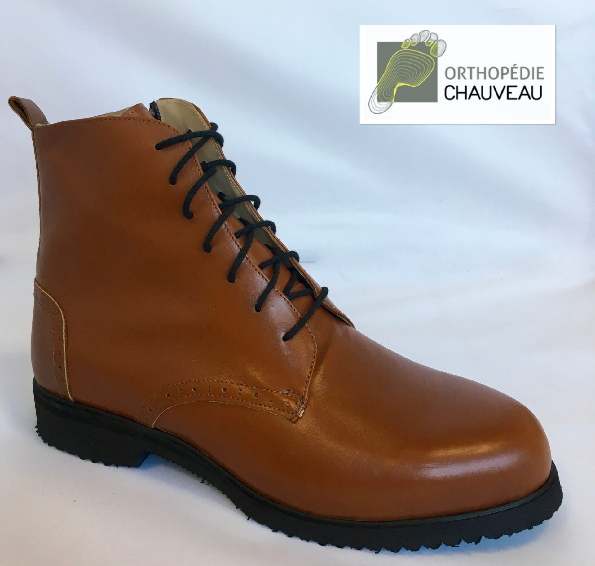 chaussures orthopédiques rennes bottines cuir