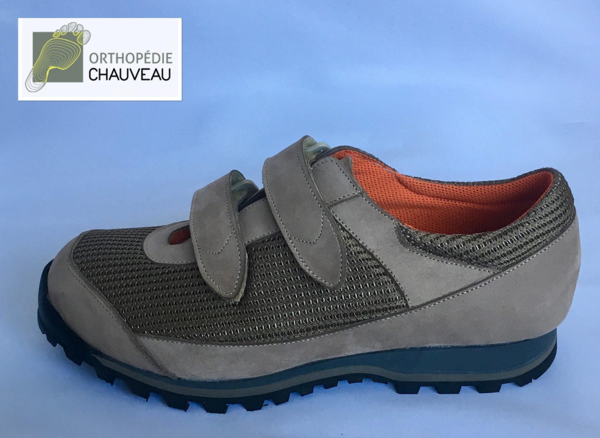 chaussures orthopédiques rennes marche