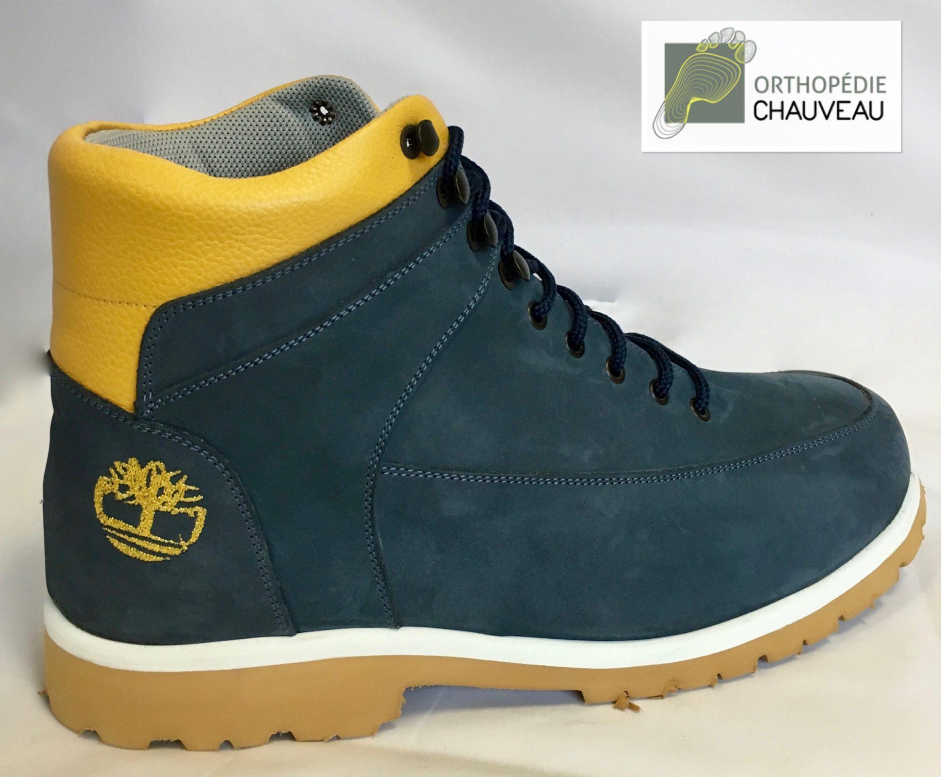 chaussures orthopédiques rennes marque