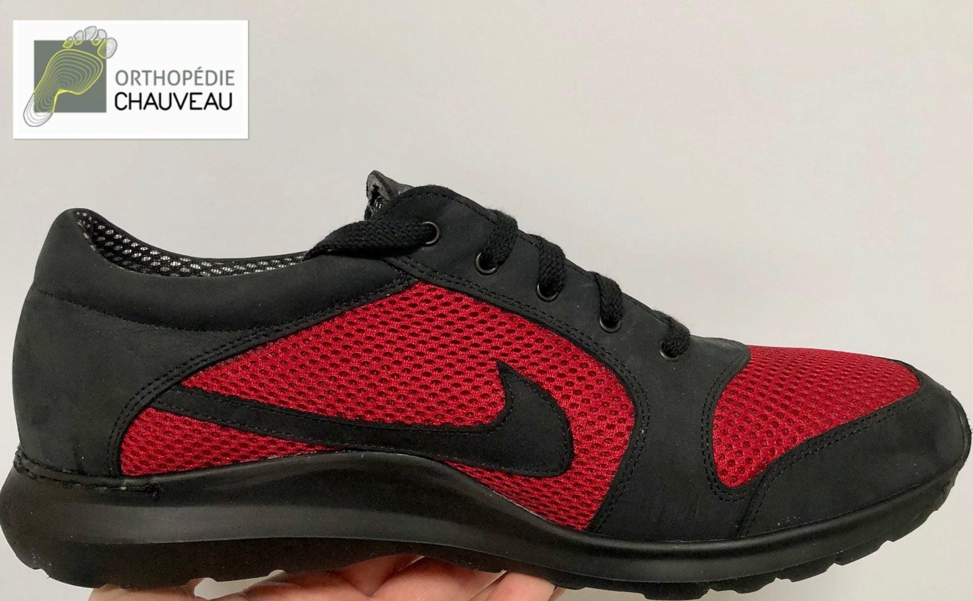 chaussures orthopédiques rennes sport