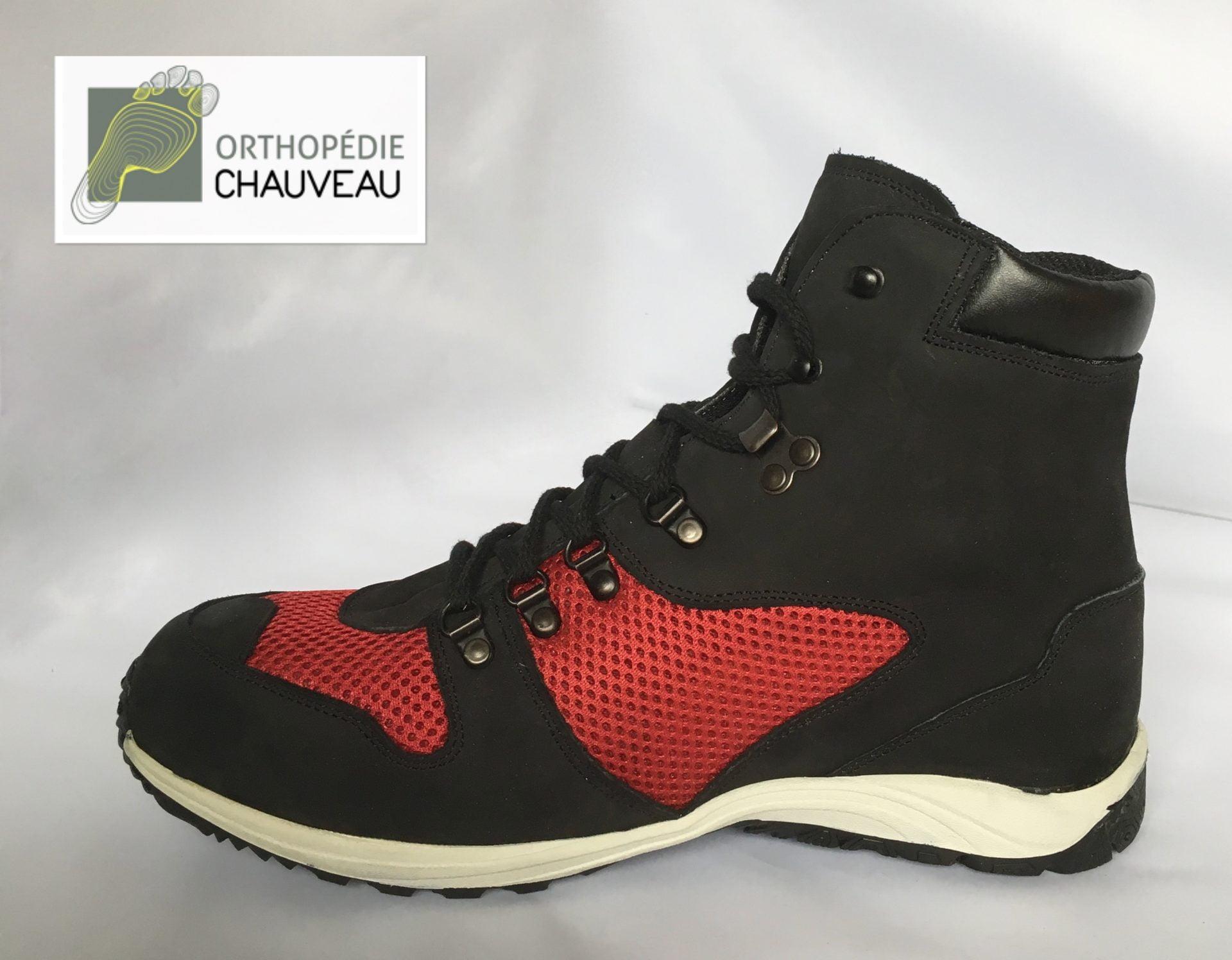 chaussures orthopédiques rennes sur mesure