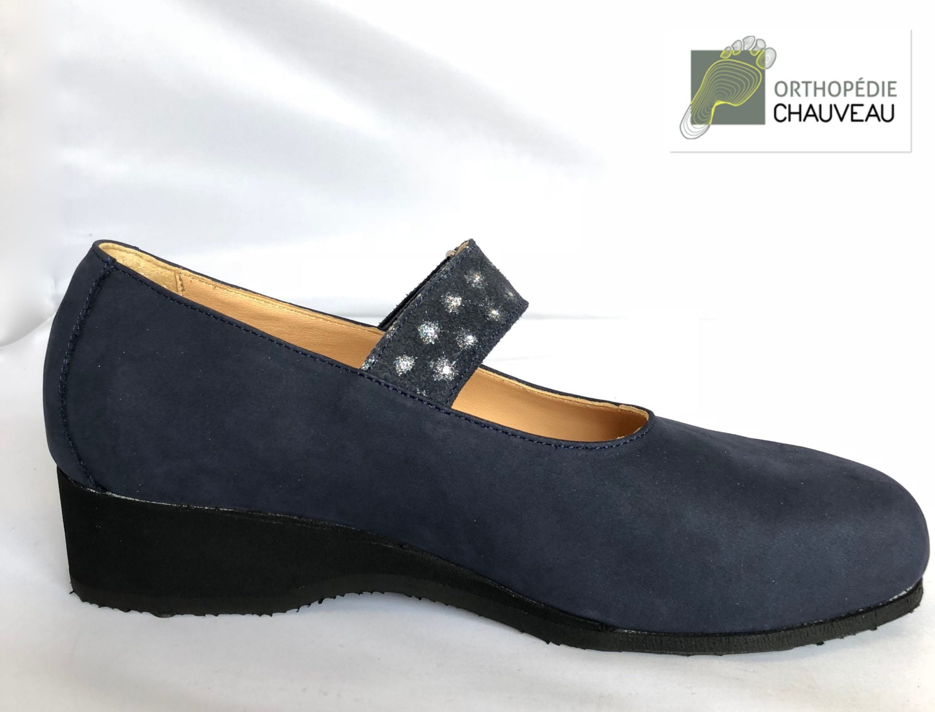 chaussures orthopediques Rennes ballerines