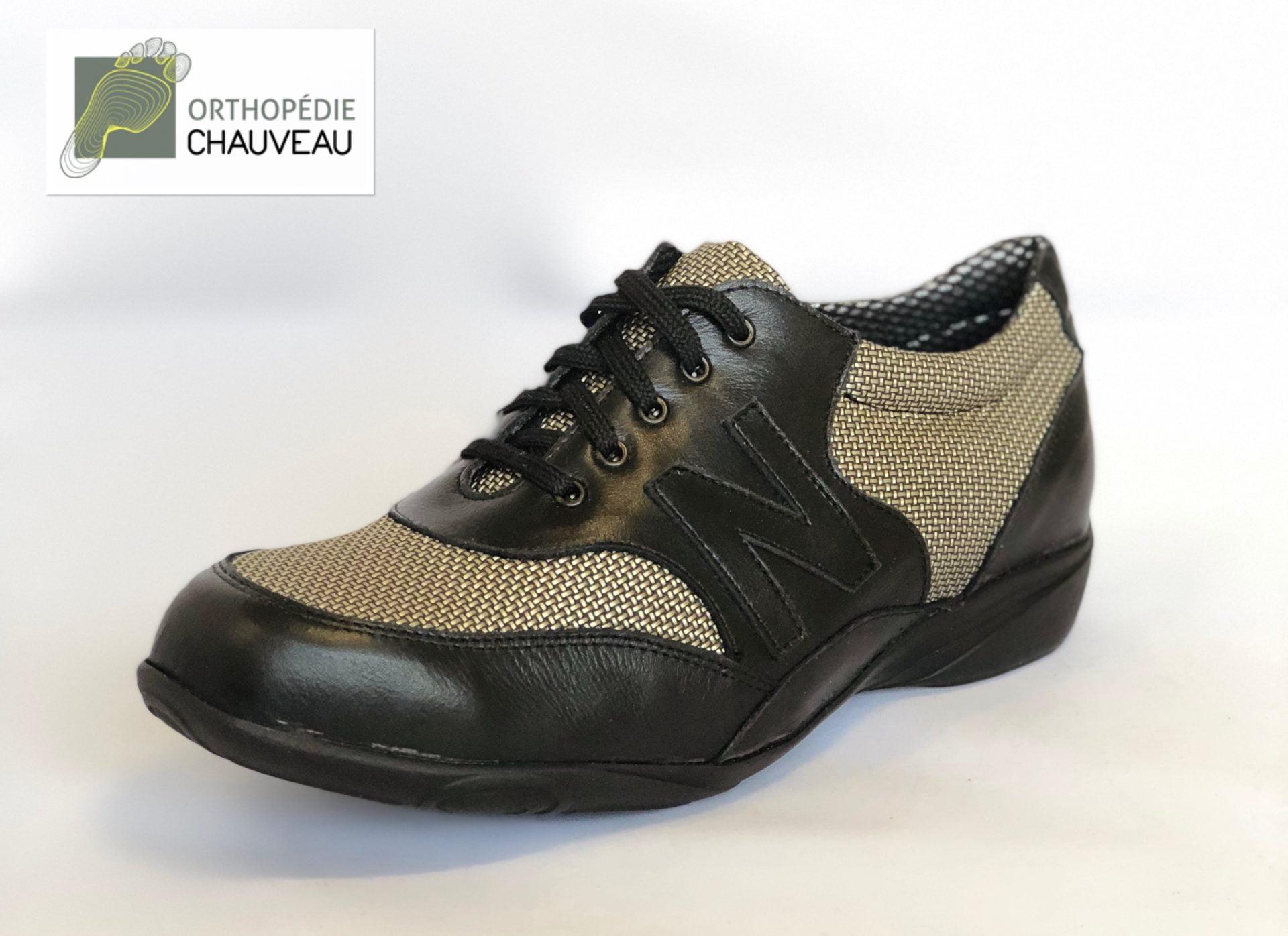 chaussures orthopediques Rennes basket femme