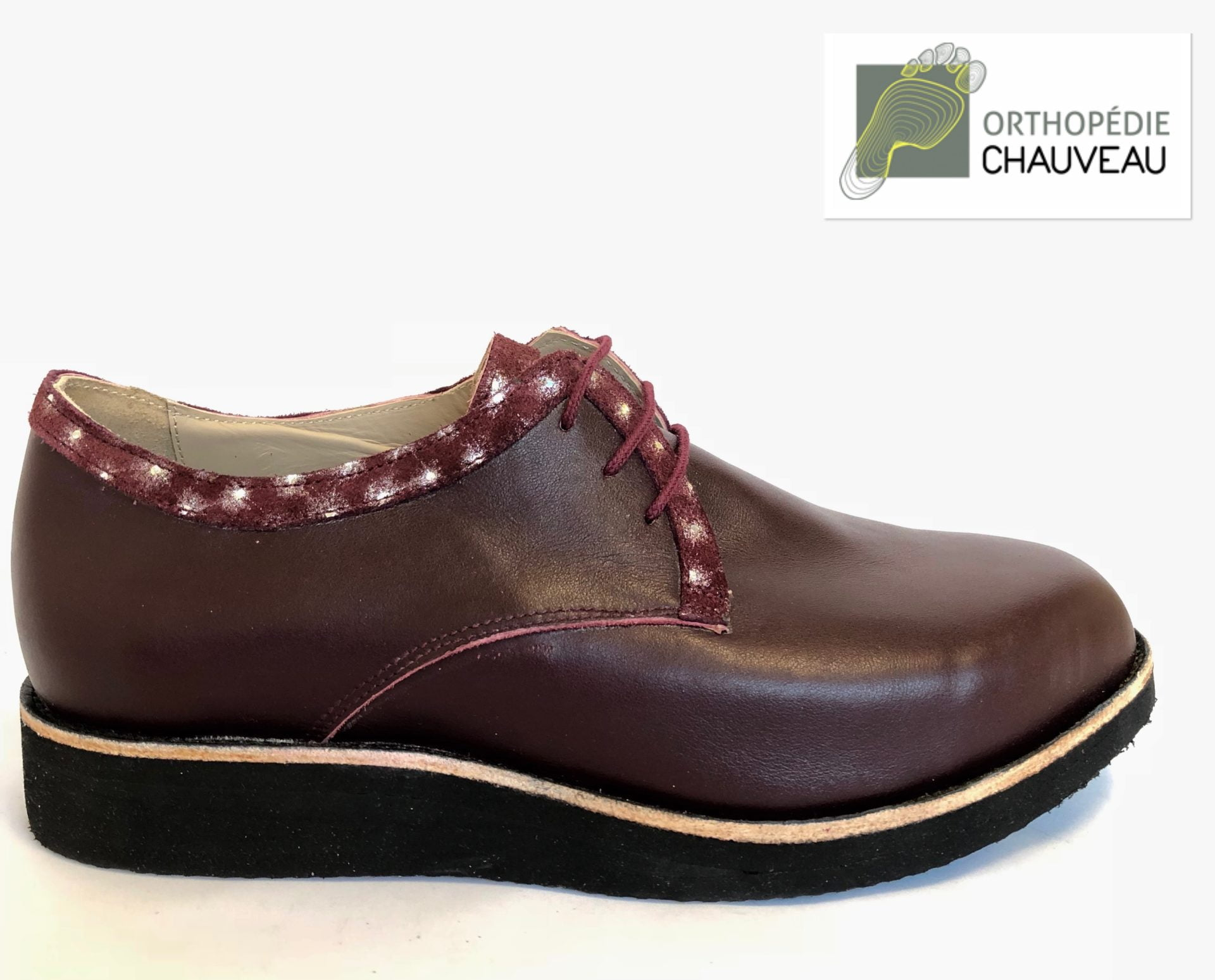 chaussures orthopediques Rennes basse