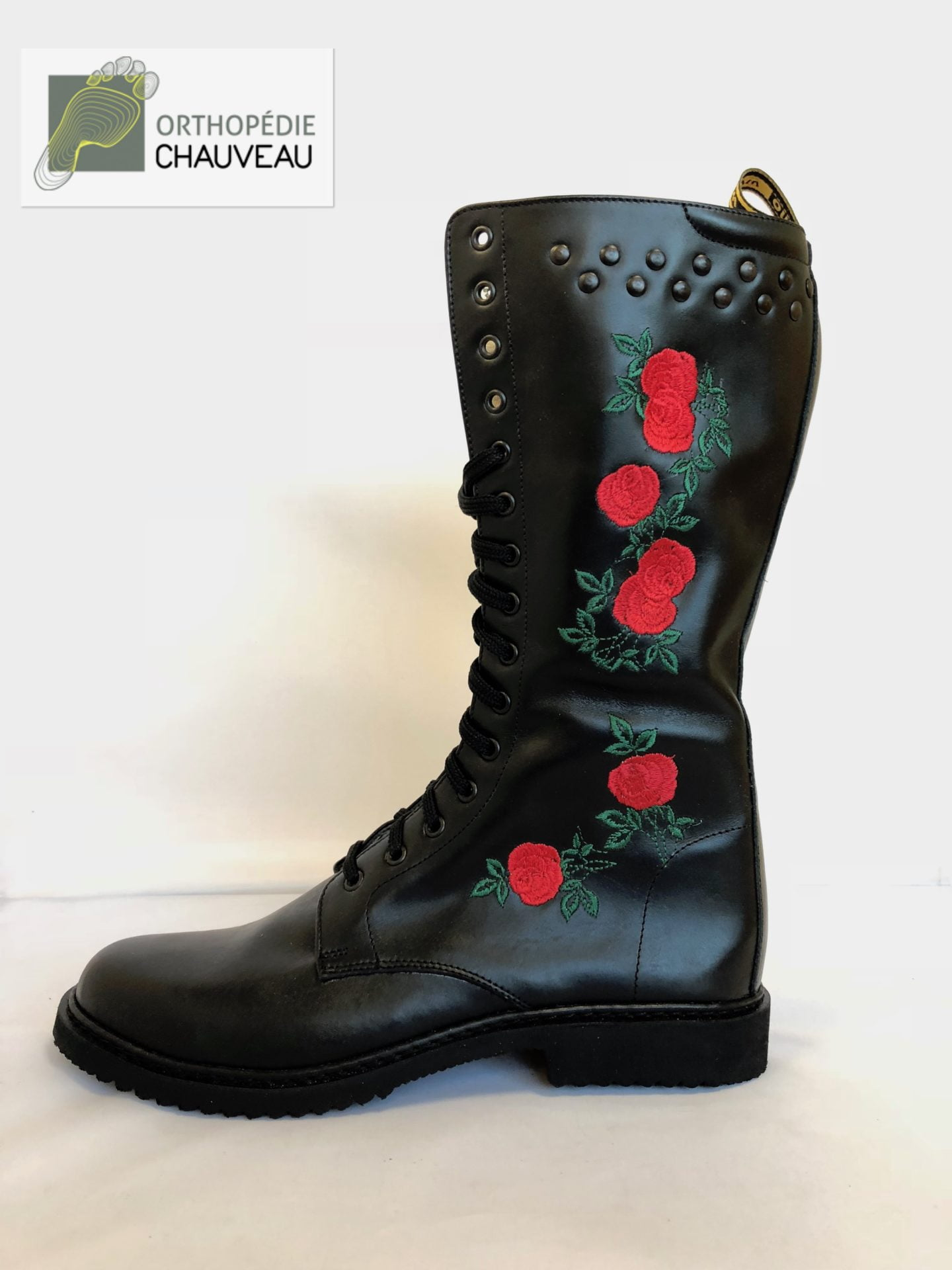 chaussures orthopediques Rennes bottes
