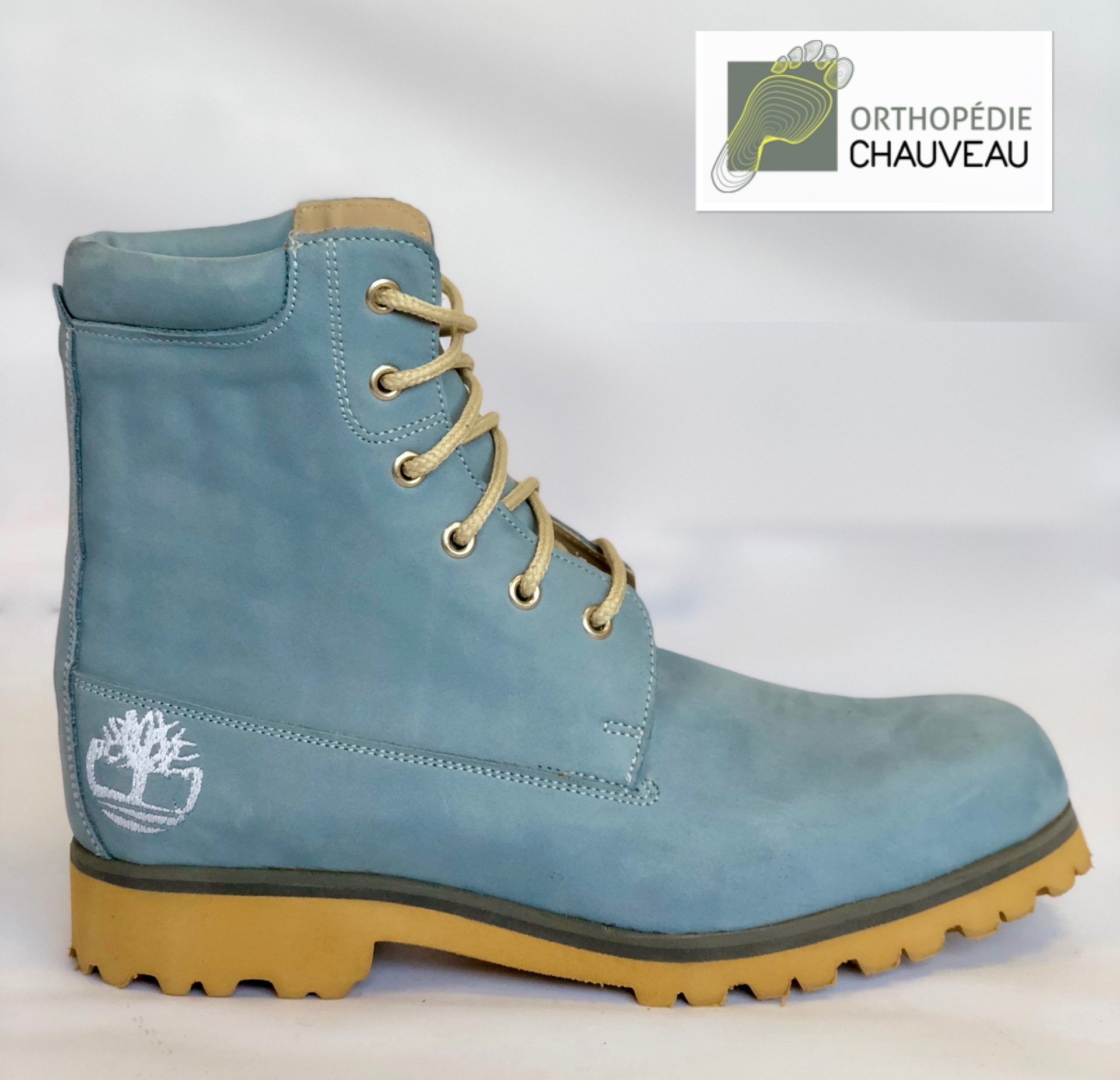 chaussures orthopediques Rennes bottines