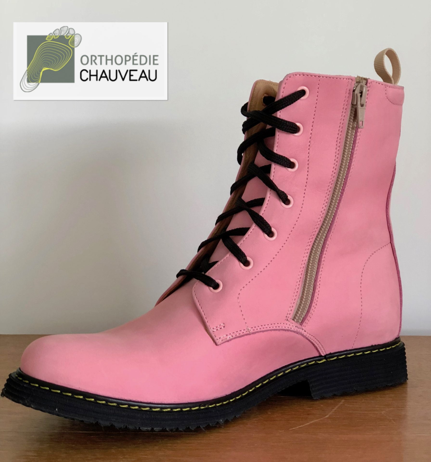chaussures orthopediques Rennes doc martins