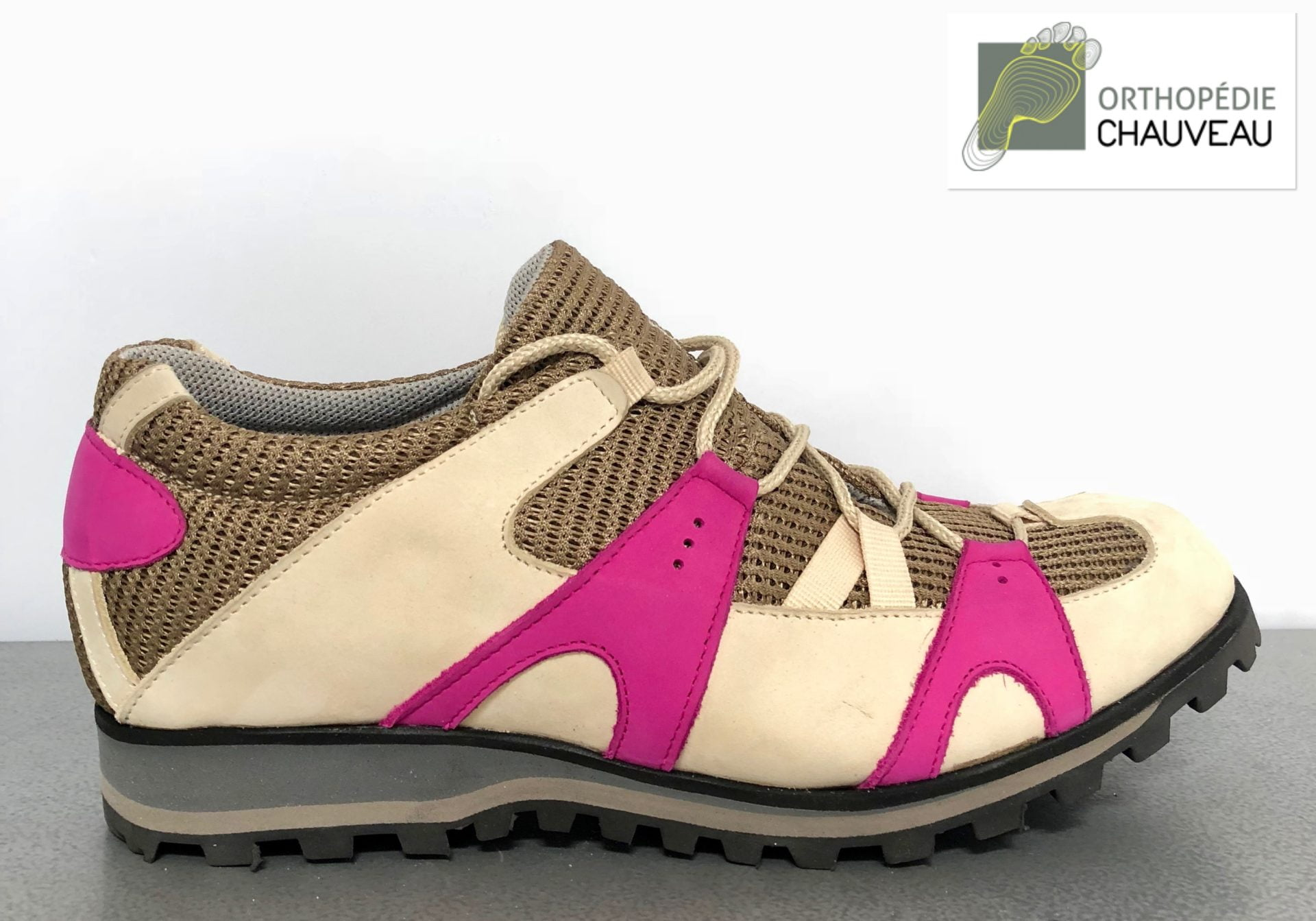 chaussures orthopediques Rennes marche