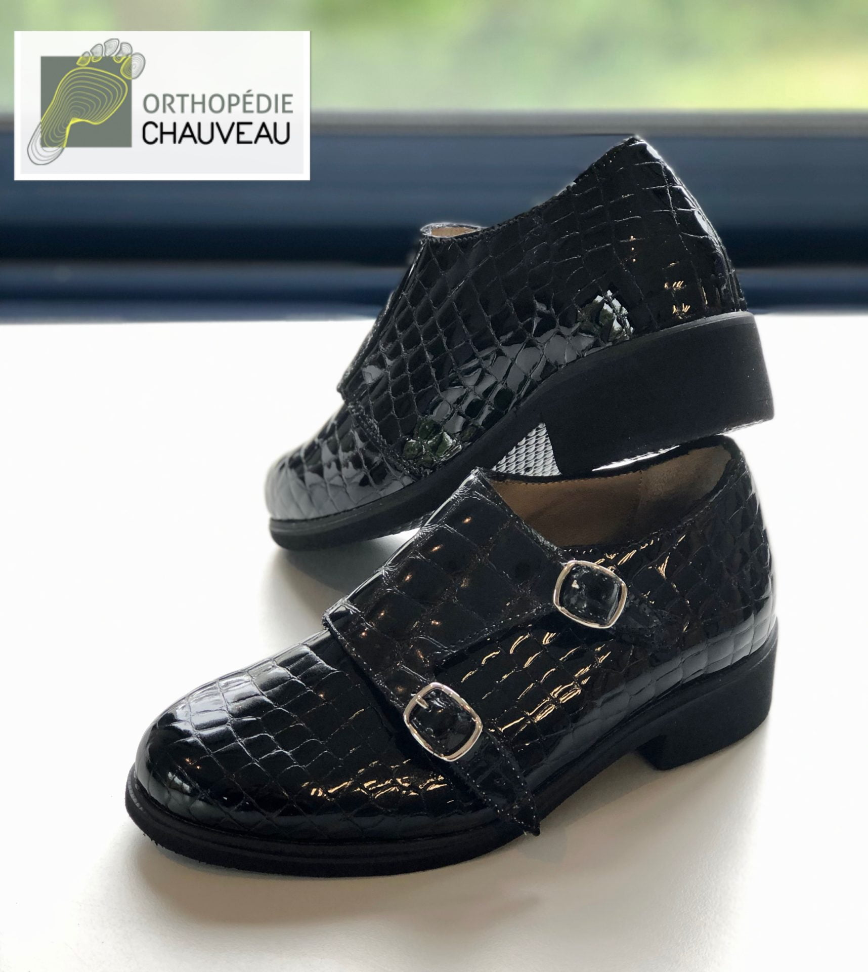 chaussures orthopediques Rennes richelieu