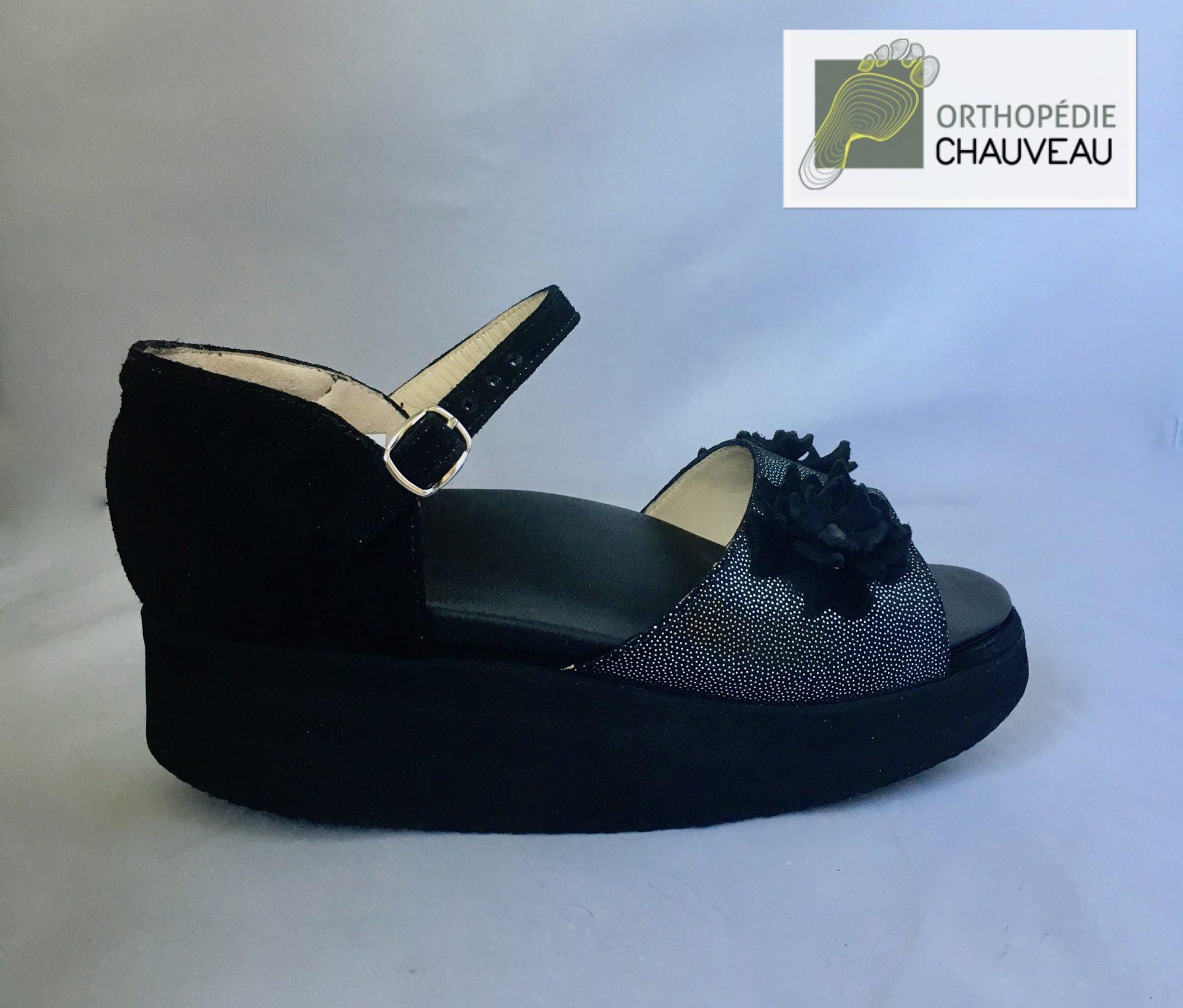 chaussures orthopediques Rennes roulement bateau