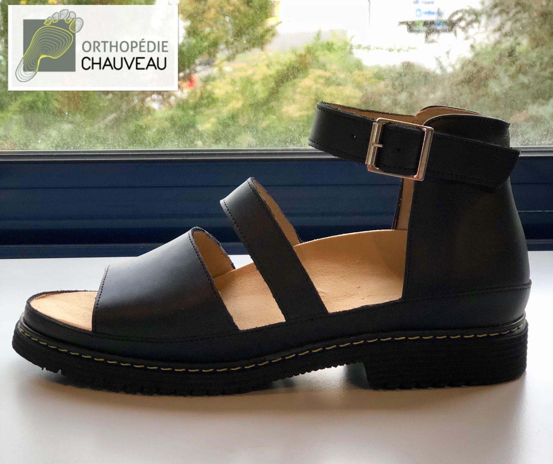 chaussures orthopediques Rennes saint malo été