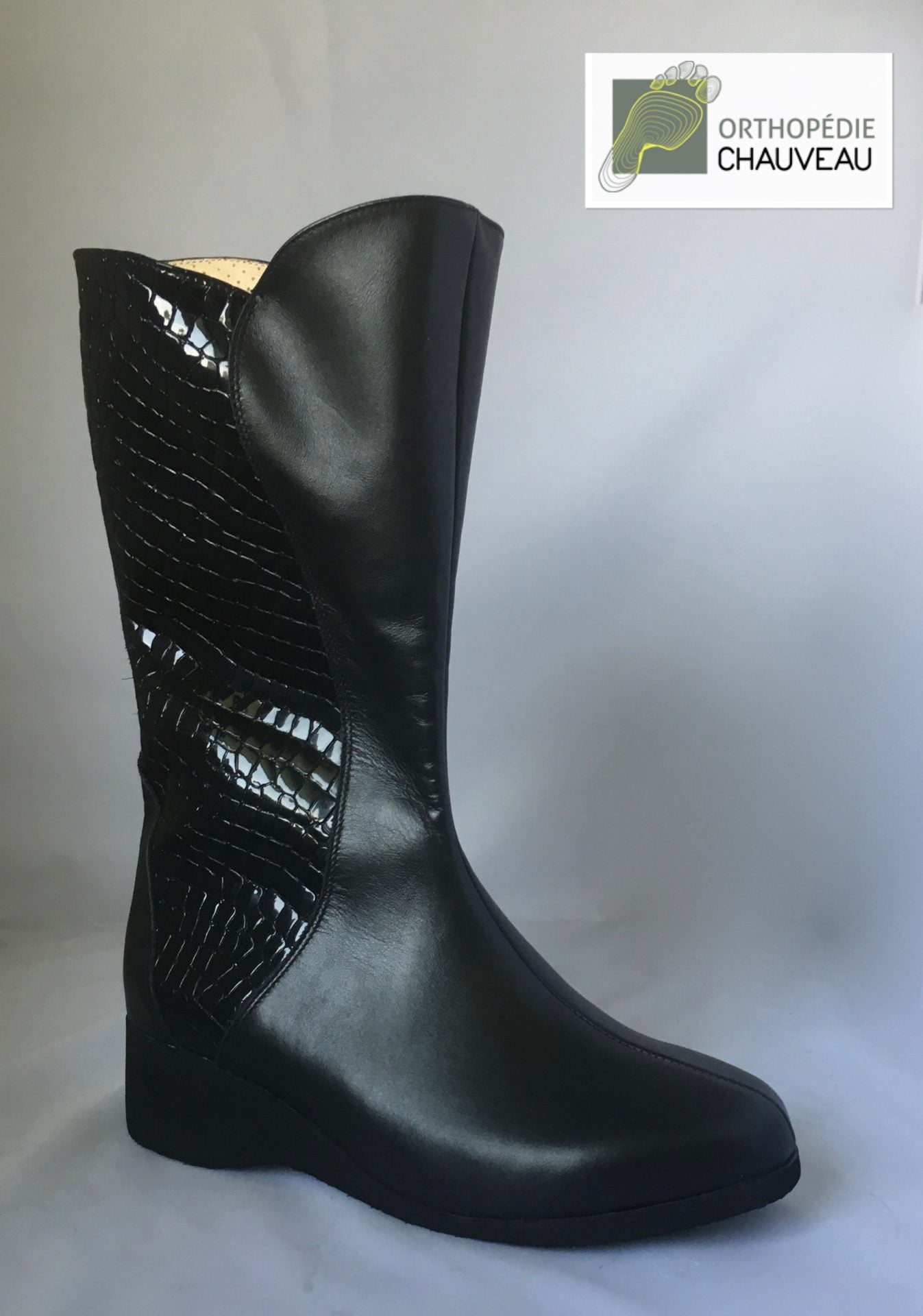 chaussures orthopediques Rennes st malo bottes