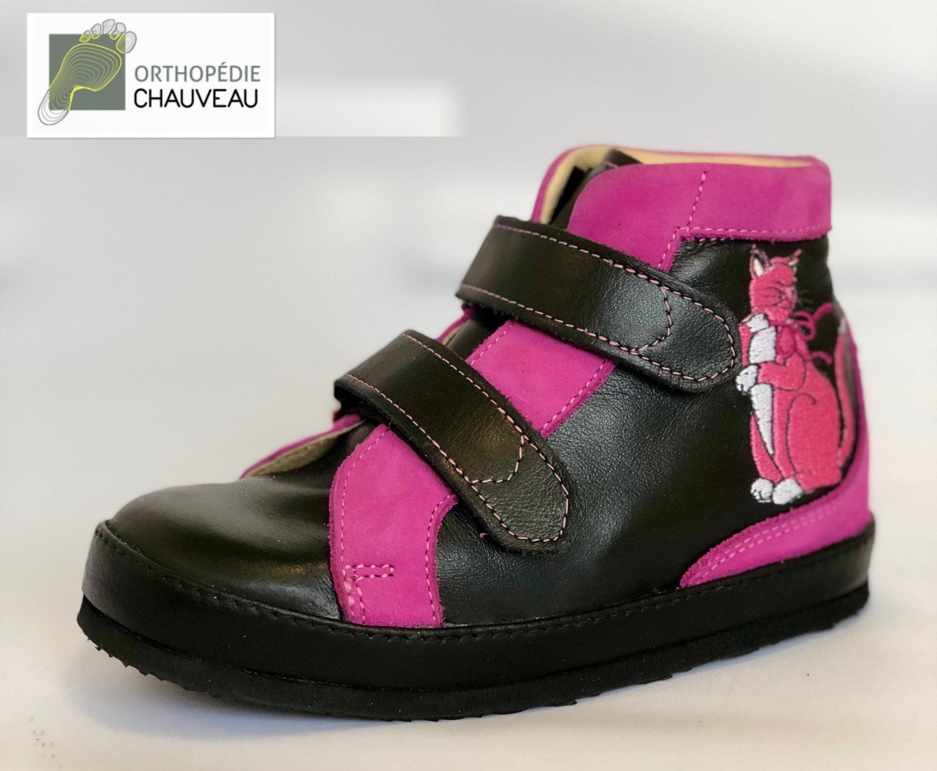 chaussures orthopediques Rennes st malo enfant